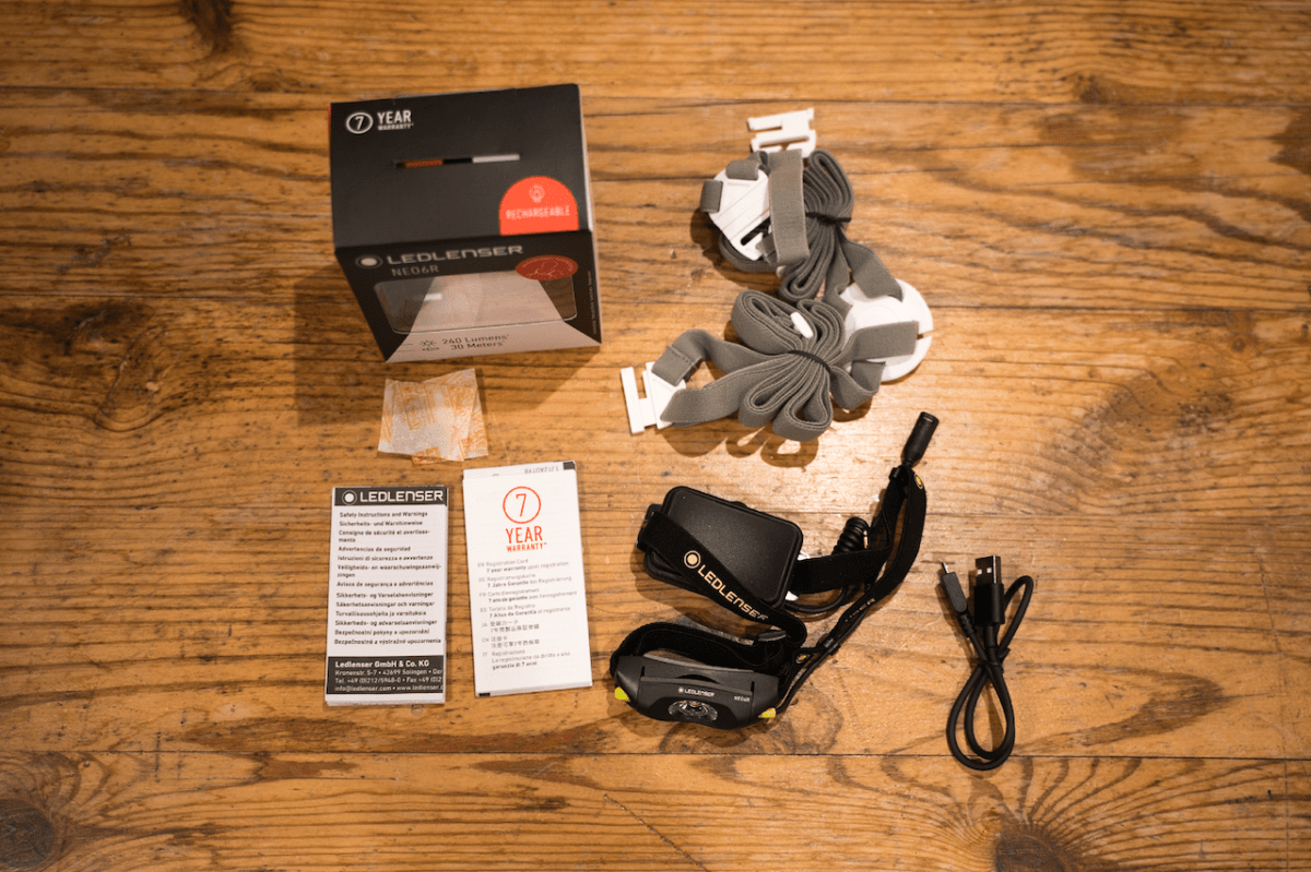 TitaniumGeek Screenshot 2019 02 14 at 19.30.30 Ledlenser NEO 6R Running Headtorch Review Gear Reviews Running    Image of Screenshot 2019 02 14 at 19.30.30