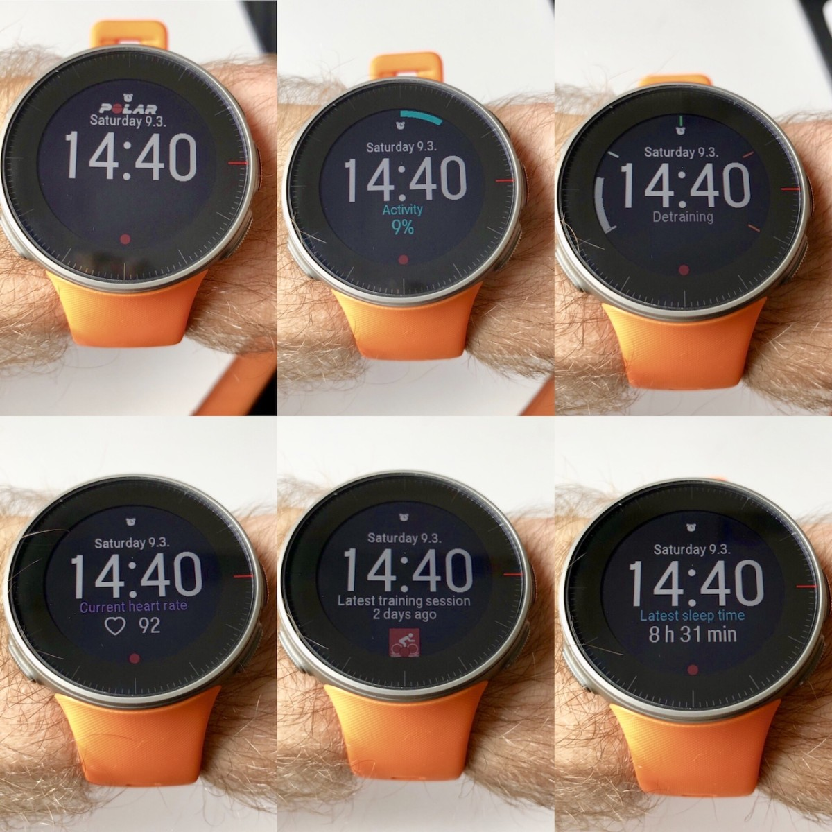 TitaniumGeek B8AA62E1 95D5 4CAA A584 C0A892F5DB94 Polar Vantage V Review   A Garmin Killer? Cycling Gear Reviews Heart Rate Monitors Running  running Polar HRM garmin cycling apple watch   Image of B8AA62E1 95D5 4CAA A584 C0A892F5DB94