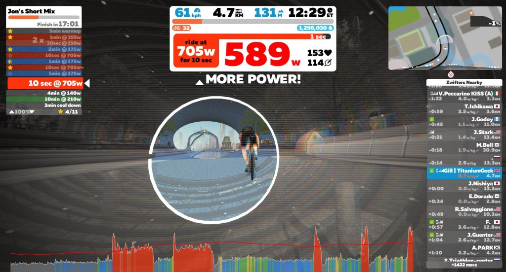 TitaniumGeek IMG 7964 Tacx NEO 2T Smart Trainer Review   ZWIFT GEAR TEST Cycling Gear Reviews Smart Trainers  Zwift Tacx Smart trainer   Image of IMG 7964
