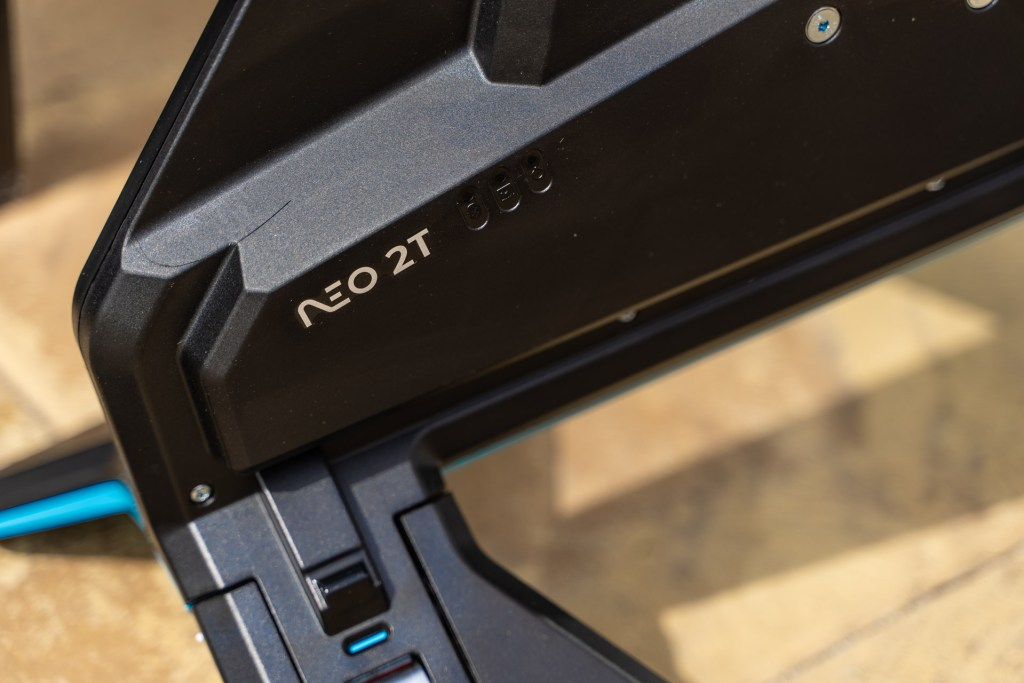 TitaniumGeek Tacx Neo 2T Review TitaniumGeek 7 Tacx NEO 2T Smart Trainer Review | ZWIFT GEAR TEST Cycling Gear Reviews Smart Trainers  Zwift Tacx Smart trainer   Image of Tacx Neo 2T Review TitaniumGeek 7