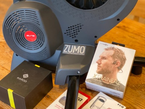 TitaniumGeek IMG 1038 Elite Rampa Turbo Trainer Review | Zwift Gear Test Cycling Gear Reviews Smart Trainers Zwift  zwift gear review Zwift Turbo Trainer Smart trainer rampa power meter power estimator elite cycling bike trainer   Image of IMG 1038