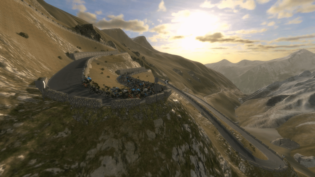 TitaniumGeek 3Stelvio 11 RGT Cycling   your guide to freedom Cycling Indoor cycling Power Meters RGT Smart Trainers Turbo training Turbo Training Virtual cycling  Zwift turbo training smart training rgt cycling RGT gaming pc gaming fitness motivation eSports eracing cycling events cycle racing apple tv   Image of 3Stelvio 11