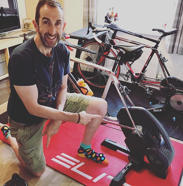 TitaniumGeek 9562773974fdf06c2de4bfdb130979f8 The Perfect Zwift/Any Other Virtual Platform Bike? Cycling Indoor cycling RGT Smart Trainers Turbo training Turbo Training Veloton Virtual cycling Zwift  Zwift road racing rgt cycling RGT paincave indoor training indoor cycling fitness motivation eSports eracing   Image of 9562773974fdf06c2de4bfdb130979f8