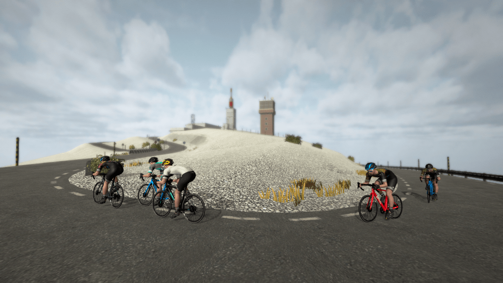 TitaniumGeek Ventoux04 RGT Cycling   your guide to freedom Cycling Indoor cycling Power Meters RGT Smart Trainers Turbo training Turbo Training Virtual cycling  Zwift turbo training smart training rgt cycling RGT gaming pc gaming fitness motivation eSports eracing cycling events cycle racing apple tv   Image of Ventoux04