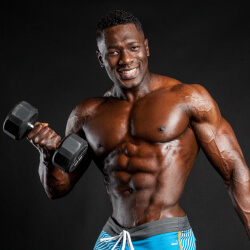 Nurudeen Tijani, Author & Founder at TitaniumPhysique