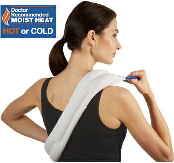 heating pad for muscle pain