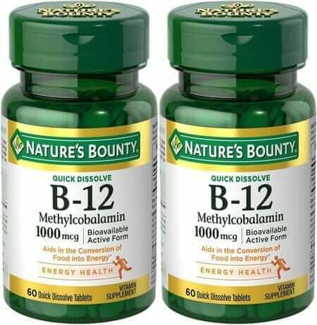 vitamin b-12 methylcobalamin