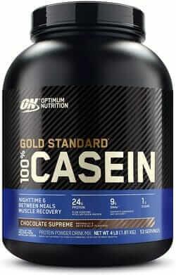 casein protein powder 100% micellar casein slow absorbing protein
