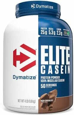 casein protein powder 100% micellar casein slow digesting protein