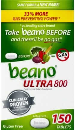 digestive enzyme beano
