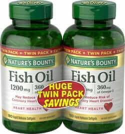 fish oil omega 3 supplement