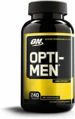 Men's Daily Multivitamins
