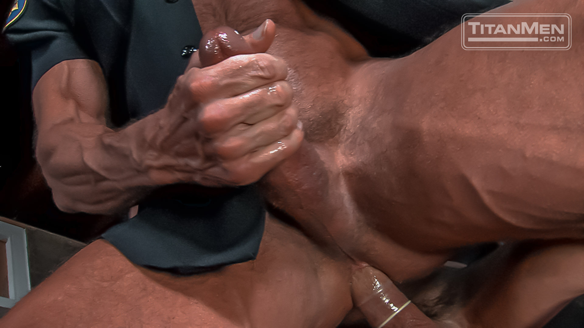 Hot Blonde Dick Russian Licking