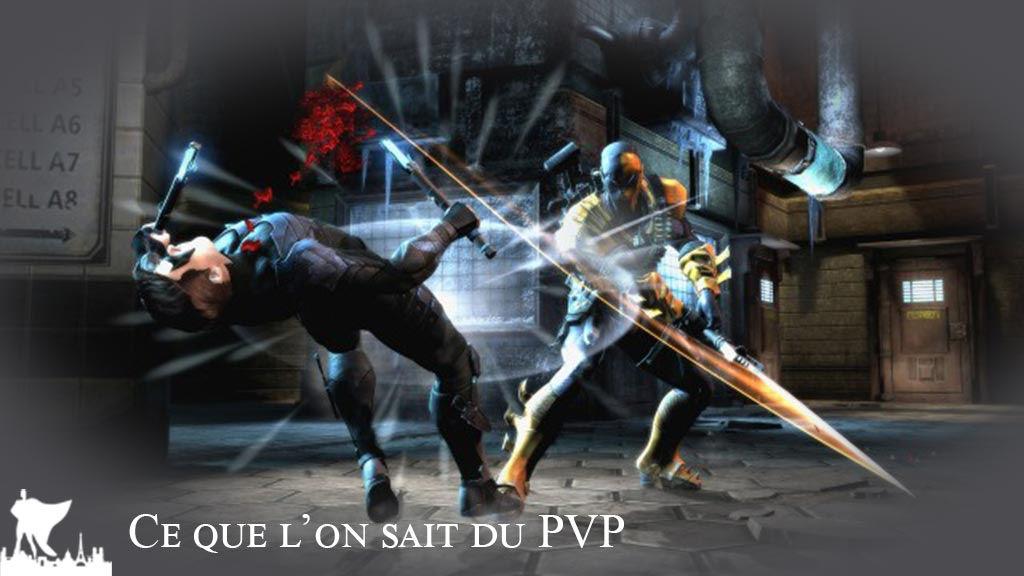 City of titans : ce que l'on sait du PVP