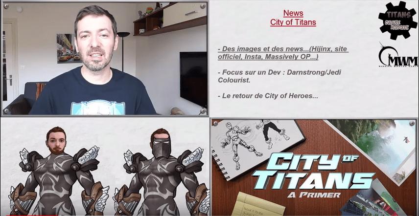 résumé vidéo de Titans Culture Hero Geek