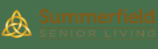 Welcome  Summerfield Senior Living