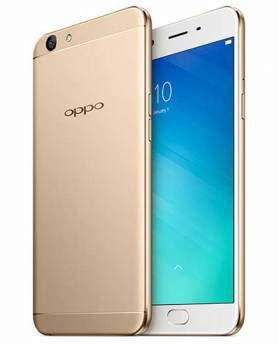 The Oppo F1s