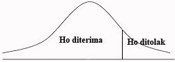 Pengujian Hipotesis Distribusi Uji T dan F Pada Model