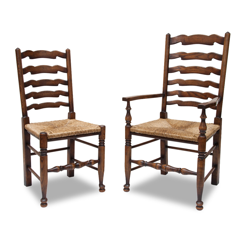 Ladderback Chair Titchmarsh Amp Goodwin