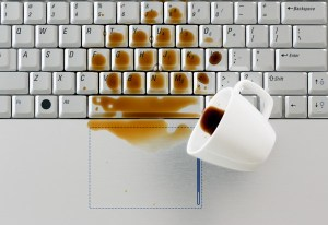 How to Recover Your Laptop When Liquid (Water) Falls on It