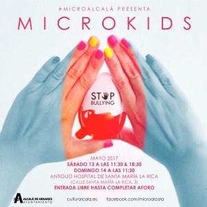PROGRAMA DE MANO MICROALCALA KIDS
