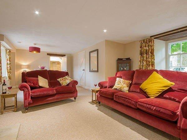Farmhouse Cottage Lounge Area