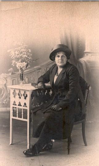 Rose Warding Titheradge (nee Moss) (b1878 - 1928)