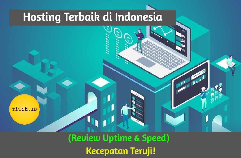 Hosting Terbaik di Indonesia