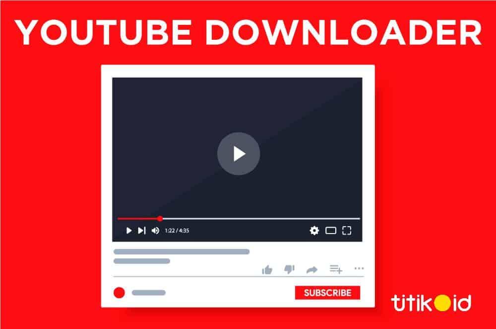 Aplikasi Youtube Downloader