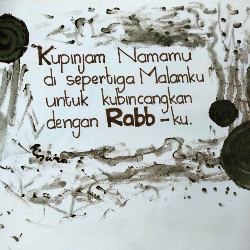 Mutiara Kata Rindu Dalam Islam Cikimmcom