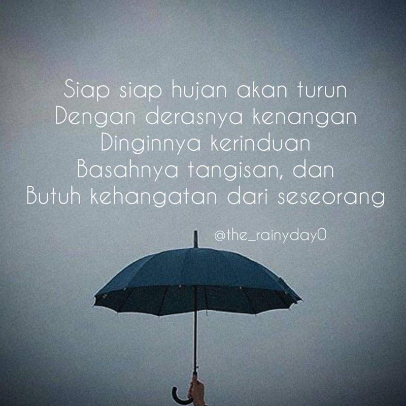 Caption Tentang Hujan 6