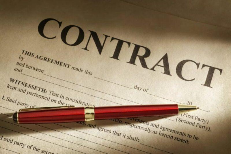 9 Contoh Surat Perjanjian Kesepakatan Kontrak Dan