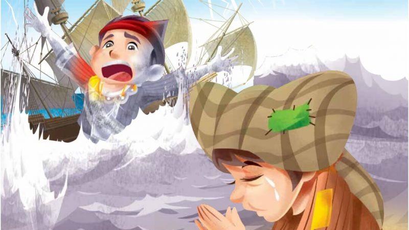 Cerita Maling Kundang si Anak Durhaka
