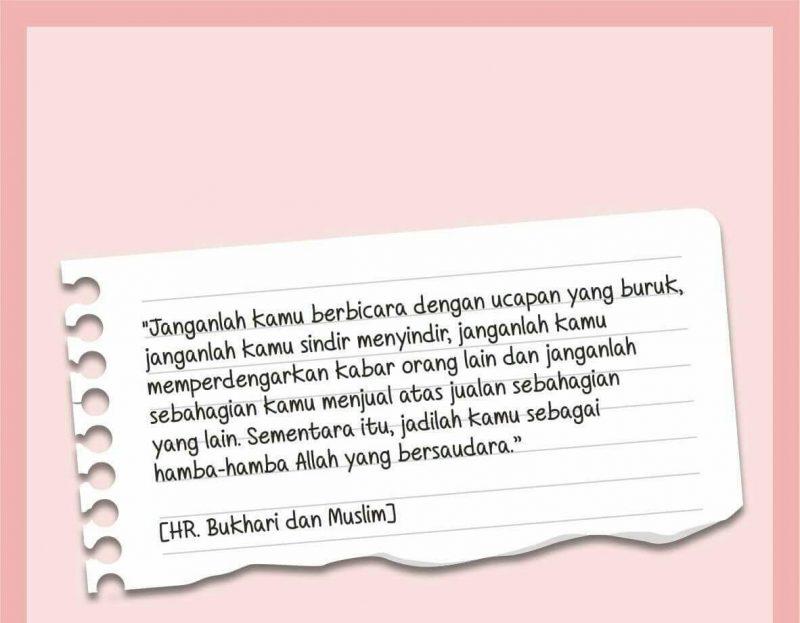 Kata kata tentang Munafik dalam Islami