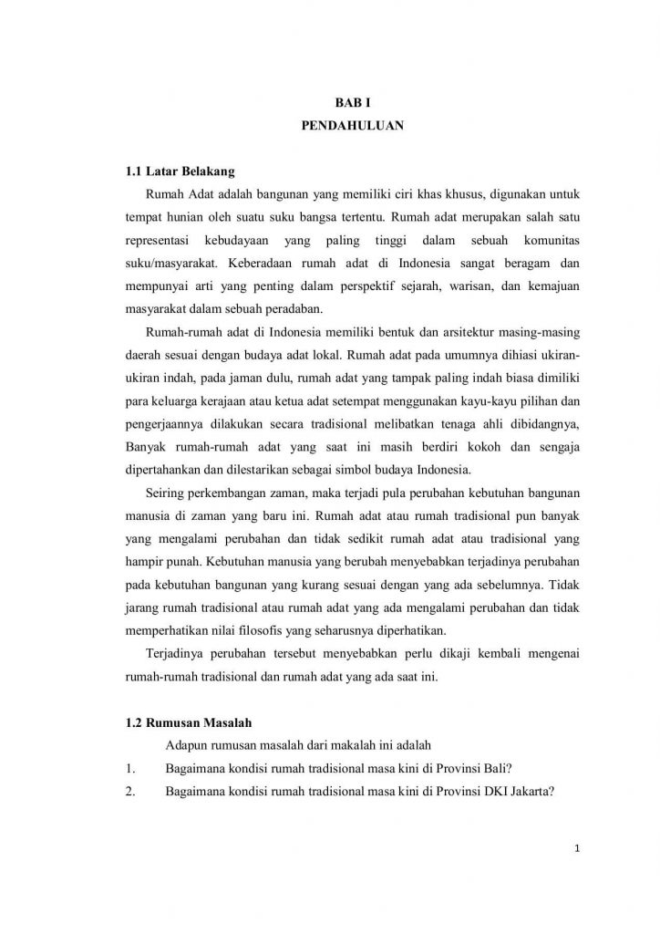 8 Contoh Latar Belakang Masalah Makalah Proposal Dan Laporan Pkl