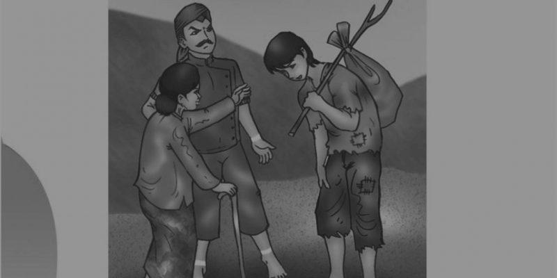Cerita Pancal Panggung dan Nini Mita