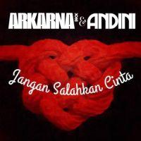 """Andini Dan Arkarna Isi Soundtrack Film """"Bulan Terbelah Di Langit Amerika"""" Dengan Lagu 'Jangan Salahkan Cinta'"""