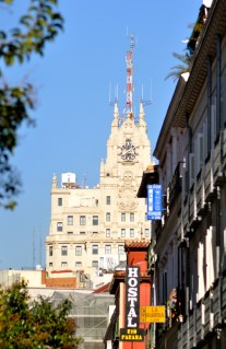 Gran Vía 28 - Edificio Telefónica (1)
