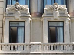 Gran Vía 34 - Antonio Palacios - Hotel Avenida (2)