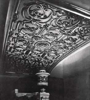 Palacio de la Música 3 - Detalle Techo