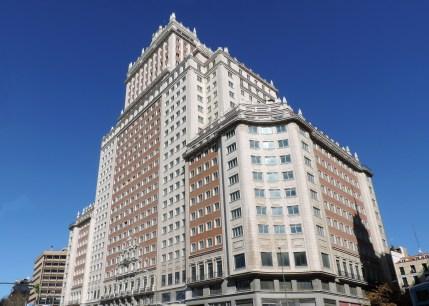 Gran Vía 86 - Edificio España (1)