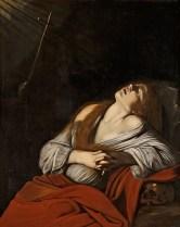 La Magdalena en éxtasis - Louis Finsón