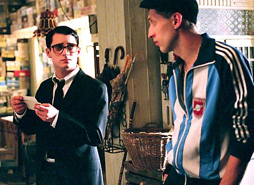 Jonathan and Alex