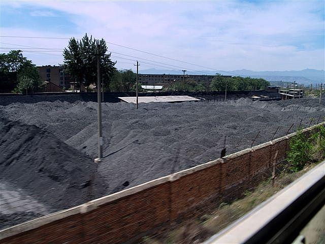 coal, everywhere coal!