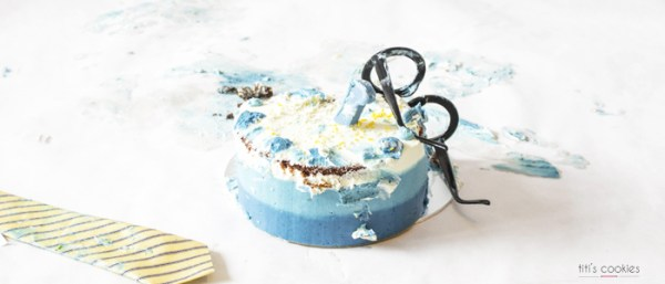 ¡Destroza tu primera tarta! - Smash Cake Photo