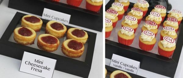 Mesa de dulce para la Empresa C&A