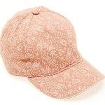 casquette-unie-brodee-dune-etoile-doree-rose-imprime-ananas-fille-vi179_1_fr1