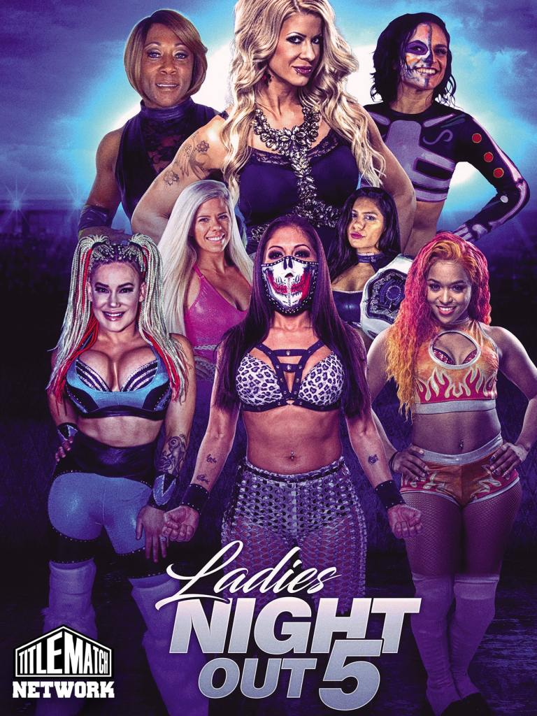 Ladies Night Out 5 18x24
