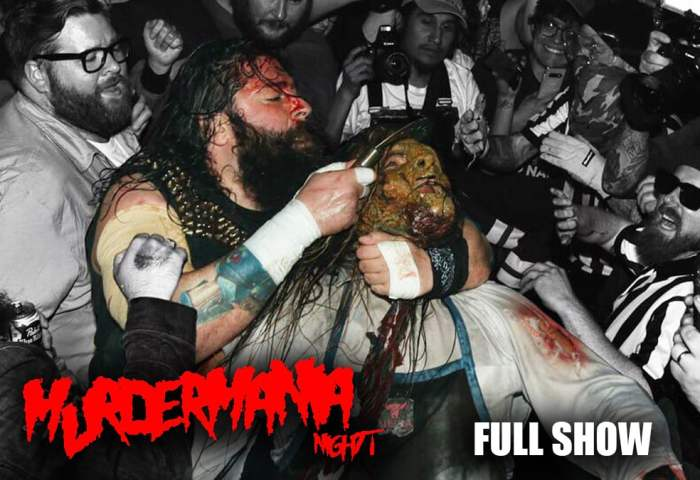 MurderMania 1 Deathmatches