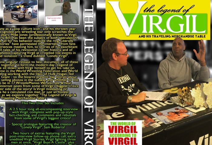 Legend of Virgil Documentary 1200x675 Joe Dombrowski - Title Match Network